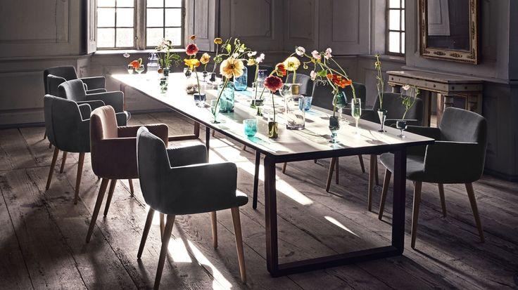 Spisebord med stil | Se de flotte designede spisebordene hos Bolia
