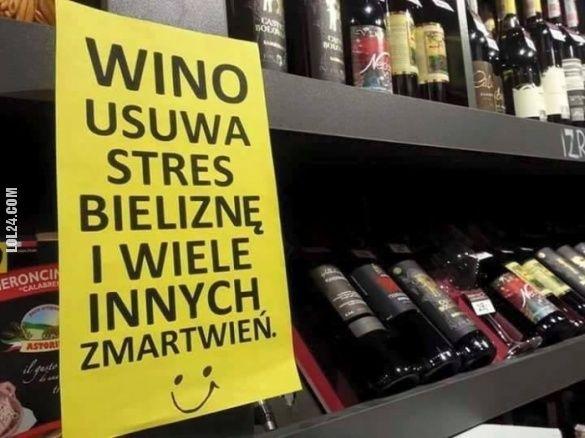 WINO USUWA STRES... #wino #usuwa #stres