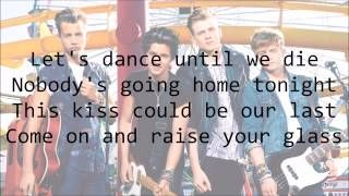 The Vamps - Last Night (with Lyrics) - YouTube