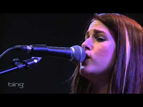 Cassadee Pope - Over You (Live in the Bing Lounge) - YouTube