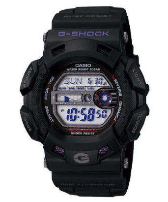 Casio Mens G-shock Gulfman Digital Watch G9100BP-1