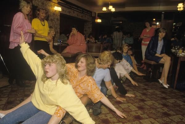 Remember sitting on the floor doing this? oops upside your head (The Gap band)