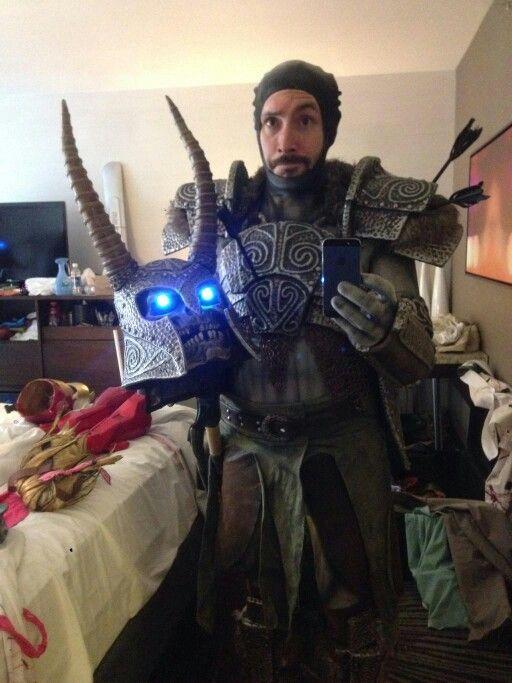 Draugr Home Elder Scrolls Cosplay Skyrim