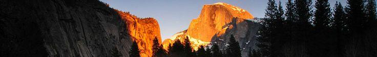 Yosemite Valley Day Hikes