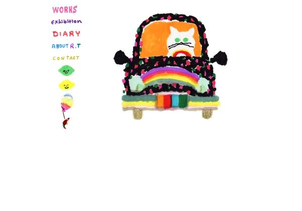 http://www.tadareiko.com  多田玲子  [イラスト]ドローイング、三色ボールペンで描く線画 /ケロポンズ「プリティケロポンズ」、Kiiiiiii「AL&BUM」
