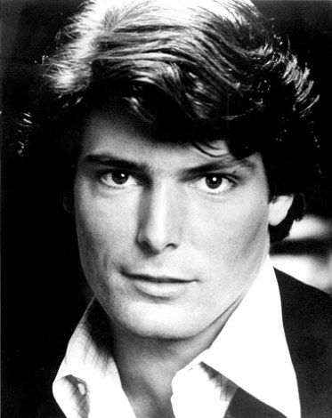 Christopher Reeve ... Hope he's happy somewhere ...