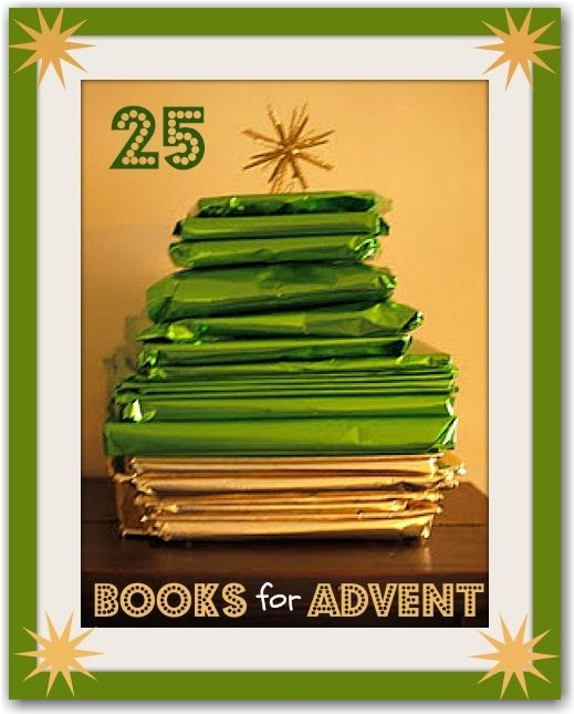 Something great to do with your kids or grand kids for Christmas season. Buy 25 books, wrap them and place them near the tree with a fluffy blanket and stuffed toy to cuddle with. Every evening they get to take one of the books and open them and you spend some time reading to them and cuddling.