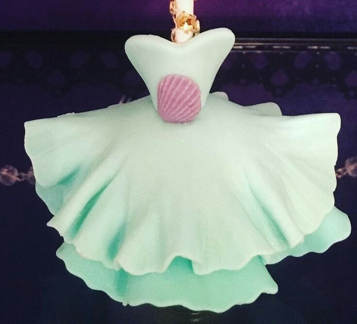 17 Terbaik ide tentang Princess Dress Cake di Pinterest   Pesta putri
