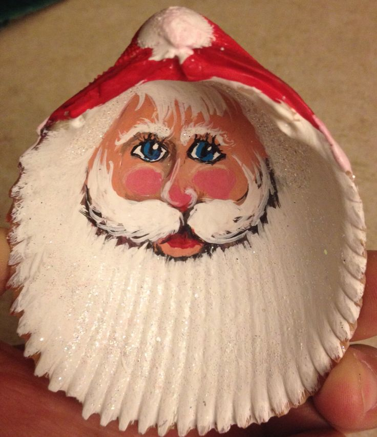 Santa shell