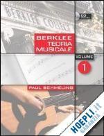 Prezzi e Sconti: #Berklee. teoria musicale. con cd audio  ad Euro 21.90 in #Musica cinema e teatro musica #Volont