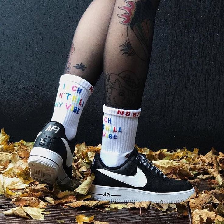 What a nice shot by  @gindeville with our BDKMV Socks  Available at www.jclay-socks.com  Link in Bio    #airforce1 #af1 #forceisfemale #nikeforceone #nike #nba #snkrhead #autumn #photooftheday #praisemag #praisethegirls #teamnike #nikewomen #overkillwomen #overkillshop #inked #tattoos #girlsonfire #girlsinair #sneakergirls #sneakerair #onygo #onygofts #onygirls