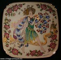 Ole Winther decorative plate