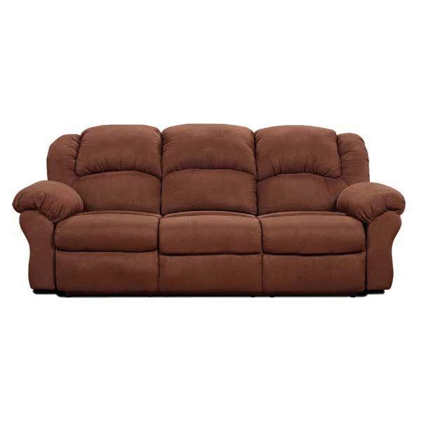 Chocolate reclining sofa l 1003 house love pinterest for Sofa 0 interest