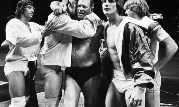 """VIDEO: ESPN 30 for 30 special """"Wrestling The Curse"""" on the Von Erich family"""