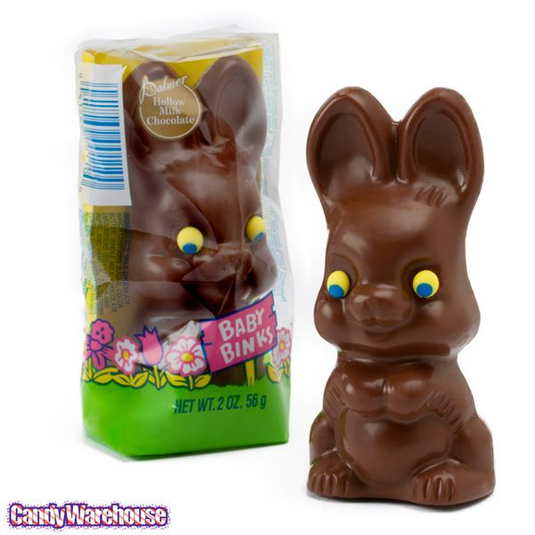 Baby binks chocolate easter bunnies my favorite easter gift baby binks chocolate easter bunnies my favorite easter gift childhood memories pinterest easter chocolate chocolate bunny and easter negle Images