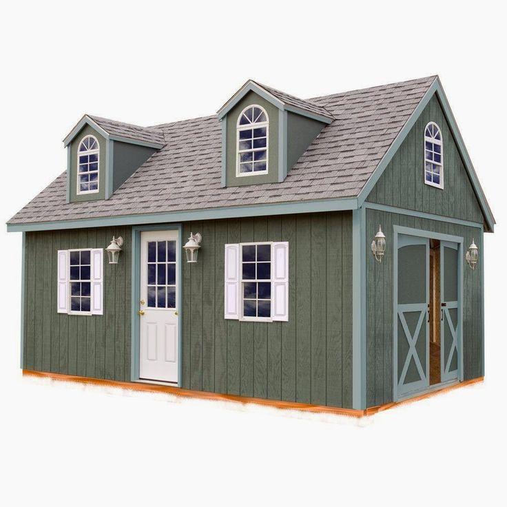 Best Prefab Garages : Best prefab garage kits ideas on pinterest