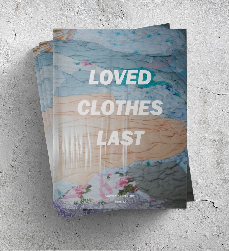 Fanzine 002: Loved Clothes Last - Celery