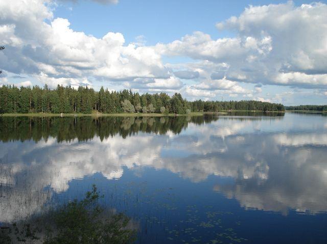 Jyvaskyla Lakes (Finland)