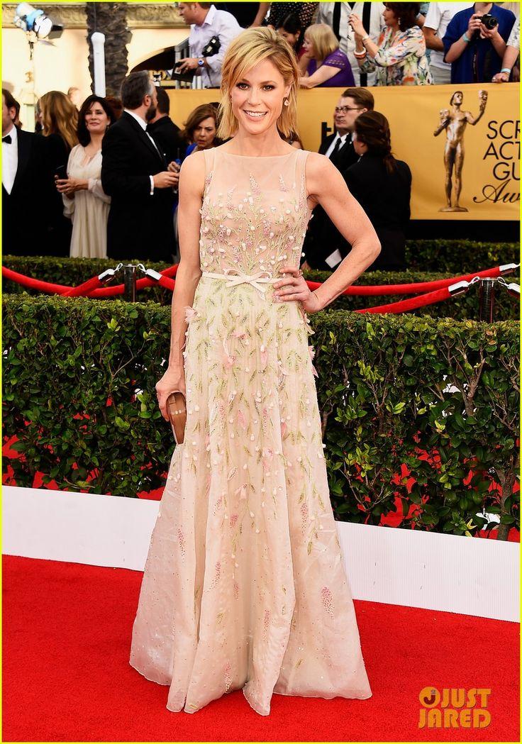 Julie Bowen in Georges Hobeika // Screen Actors Guild Awards