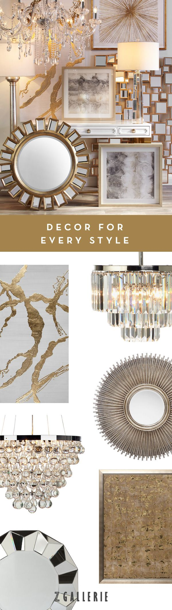Curate Your Style With Our Latest Art Lighting Wall Decor And Mirrors From Our