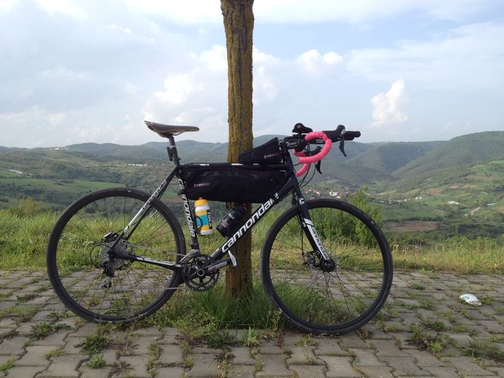 Cannondale CaadX TCR Training Day 300km 4000m 12.30h