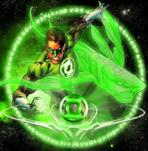 Hal Jordan Green Lantern / Ion Entity