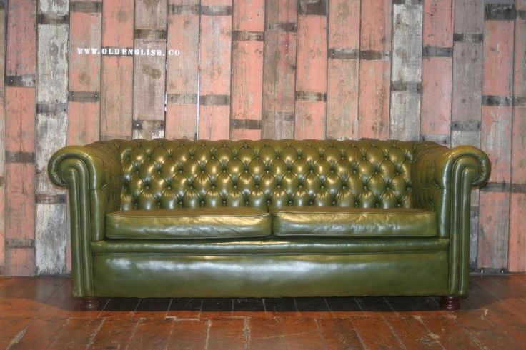 The Fortress Gillow Chersterfield Sofa - Old English Bawtry, South Yorkshire UK - +44 (0)1302 714414