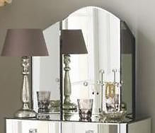 1920s dressing tables and vanities | Classic Dressing Table Tri-Fold Mirror