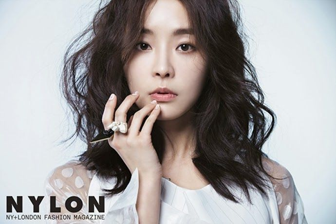 Jung Yoo Mi - Nylon Magazine March Issue 2014