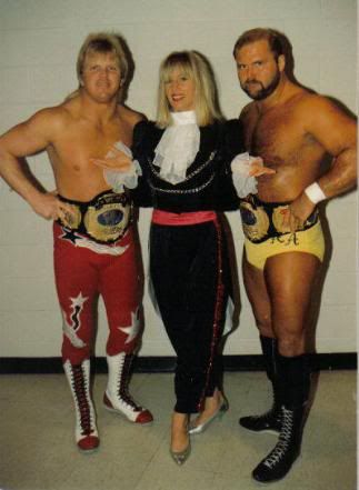 Arn Anderson and Bobby Eaton