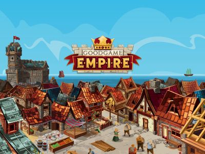 Goodgame Empire is a medieval strategy browser game. Build you own castle, create a powerful army and fight epic PvP battles. Start playing now!