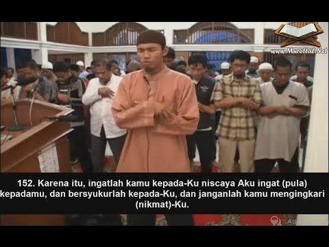 Ust Abu Usamah Surah Al-baqarah 152-163 Dengan Terjemahan Bahasa Indonesia - YouTube
