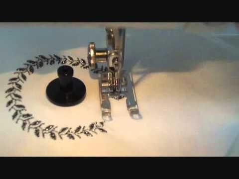 ▶ Aparelho para costura circular - YouTube