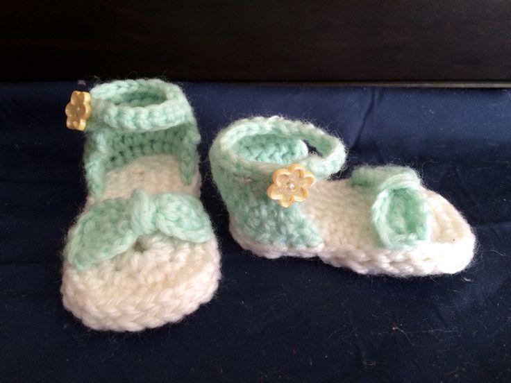 Baby girl sandals
