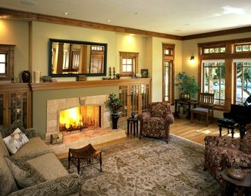 159 best images about 1920s 1930s style homes on pinterest for 1930s bungalow interior design