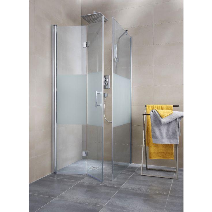 Porte de douche pliante REVERSO - Bain