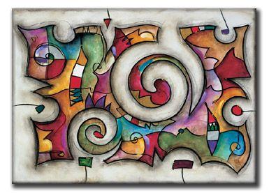cuadros abstractos famosos - Buscar con Google