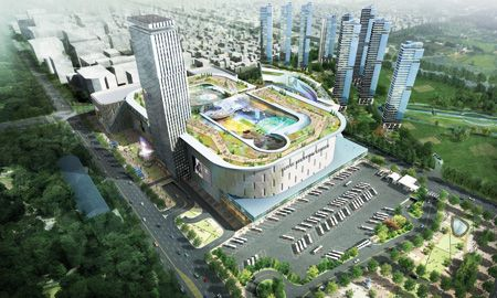 Lotte to build shopping town in Incheon