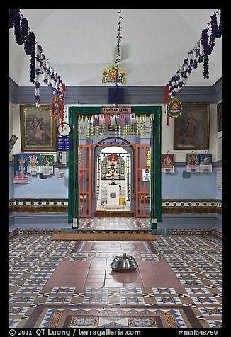 Sri Poyyatha Vinayagar Moorthi Temple. Malacca City, Malaysia