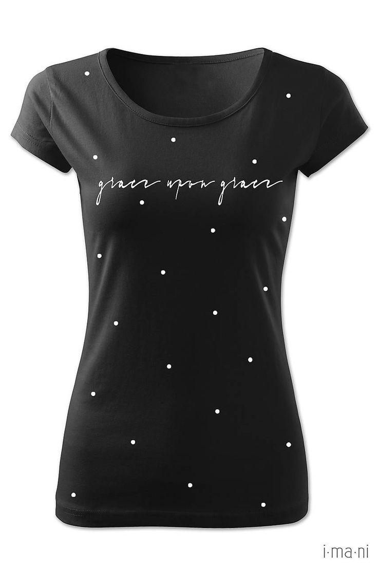 Tričká - Dámske tričko GRACE - 8063134_