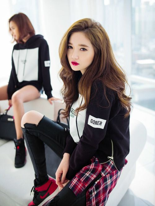 Ulzzang Pretty Korean Girl Selca Asian Fashion Ulzzang