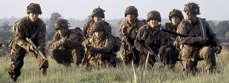 The official website for Band of Brothers on HBO, featuring videos, images, schedule information and episode guides.