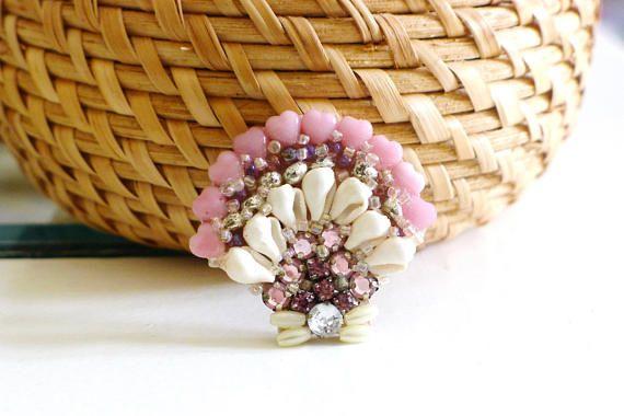 #Boho #magnets #jewelry #shell #nautical #handmade