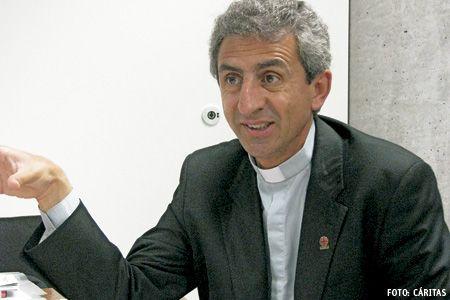"""Raed Abu Sahlia: """"Un Estado laico podría ser la solución en Tierra Santa"""""""