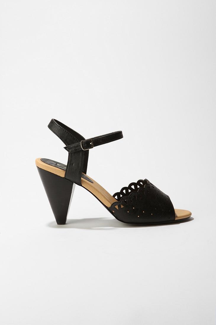 basic black heel cute sale urbanoutfitters details