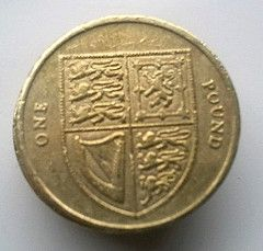 Welsh £1 coin