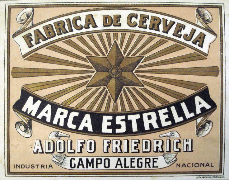 Cervejaria Guarany / Serrana - Marca Estrella