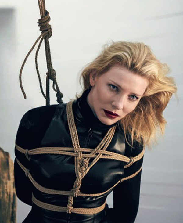 What Fresh Hell Is This Cate Blanchett In Bondage What -9266