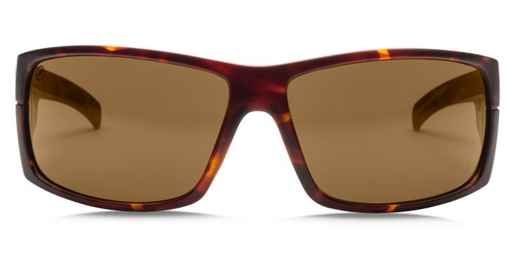 Electric Mudslinger Matte Tort Shell Brown Sunglasses EE13713939