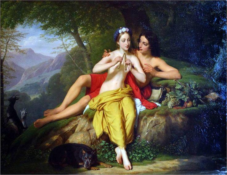 Dafnis a Chloé, Alexandre Charles Guillemot